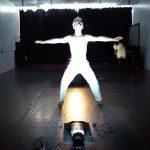 André Lemelin. Conteur contemporain. Performance contée.
